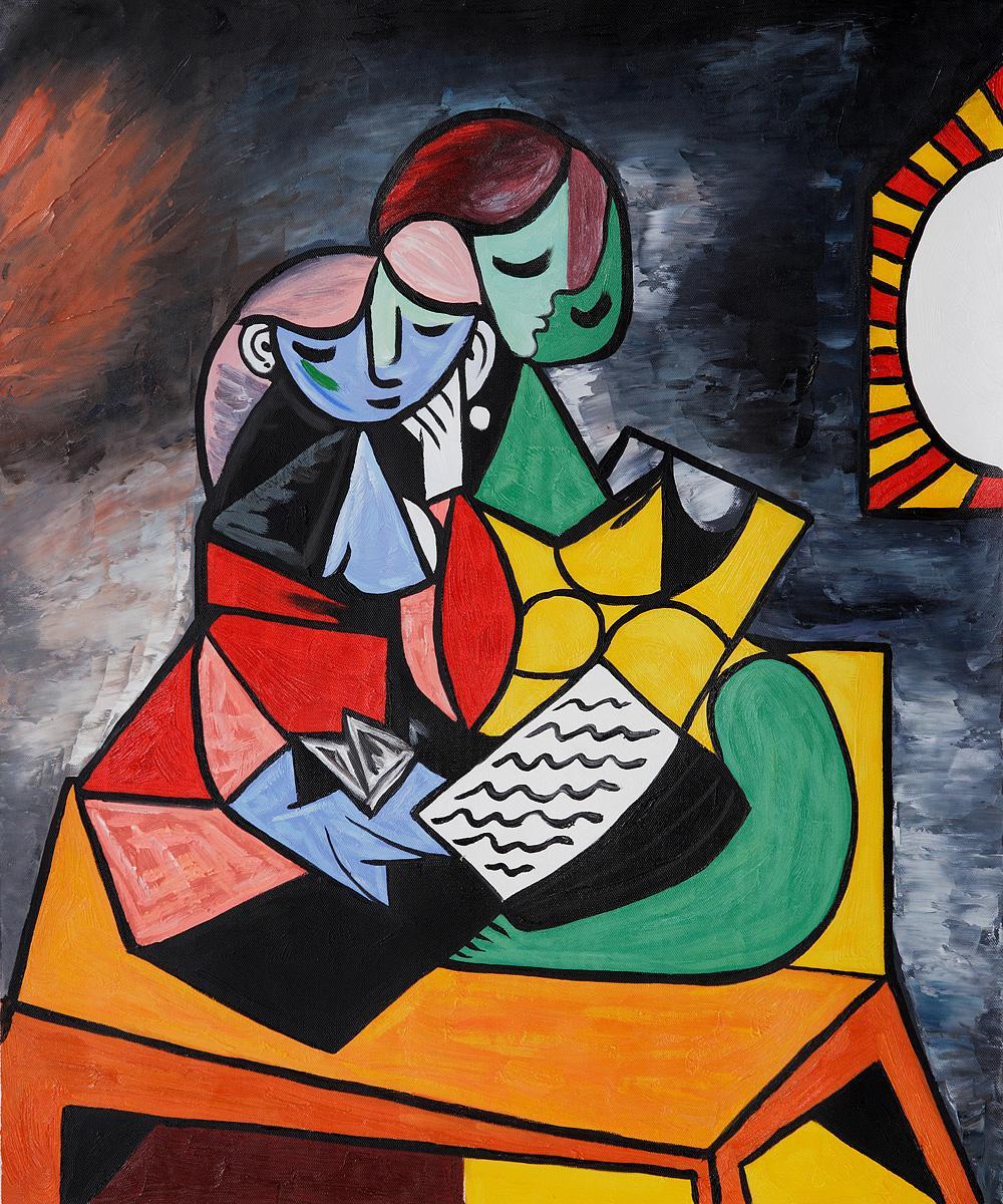 La lecture, Picasso - 1938